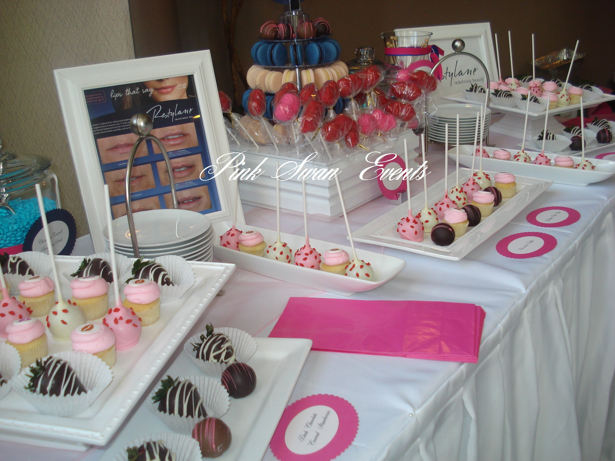 Astounding Dessert Tables Dc Pink Swan Events Download Free Architecture Designs Viewormadebymaigaardcom